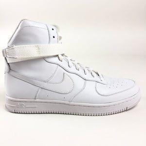 Nike Women Air Feather High Retro Shoes 407904-100